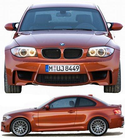 BMW complète sa gamme de modèles super sportifs 'M' par le bas, par cette BMW 1 M Coupé. Motorisée par un 6 cylindres en ligne bi-turbo de 340 ch, cette BMW 1 M Coupé est une véritable petite bombe.